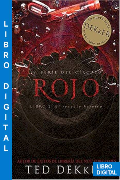 Rojo el rescate heróico 14262 Ted Dekker » Pangea Ebook