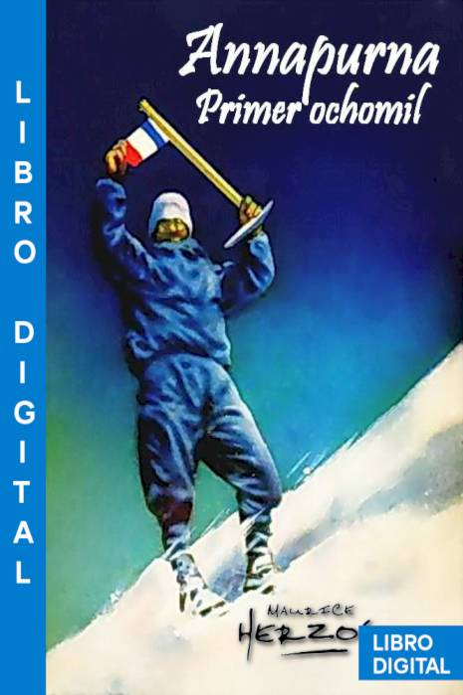 Annapurna Primer ochomil Maurice Herzog » Pangea Ebook