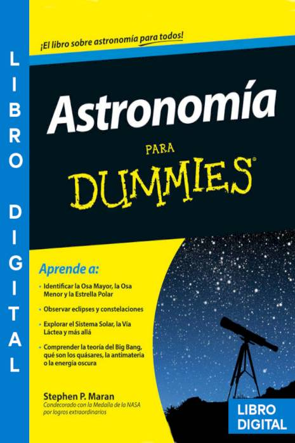 Astronomía para dummies Stephen P Maran » Pangea Ebook