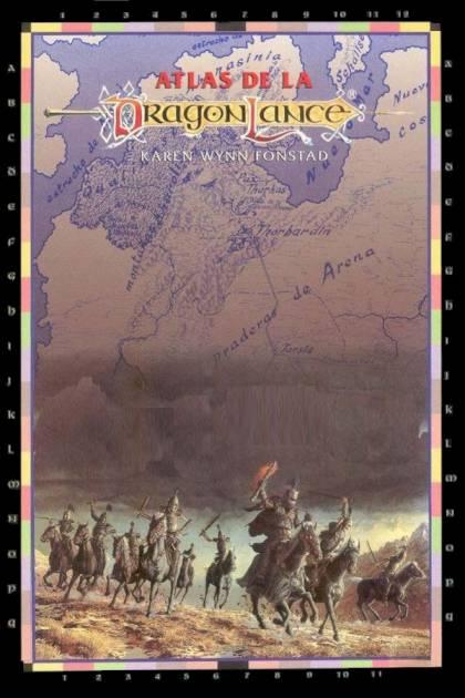 Atlas de la dragonlance Karen Wynn Fonstad » Pangea Ebook