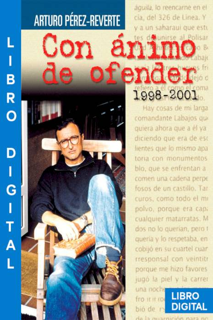 Con ánimo de ofender Arturo PérezReverte » Pangea Ebook