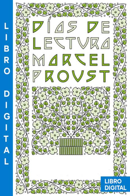Días de lectura Marcel Proust » Pangea Ebook