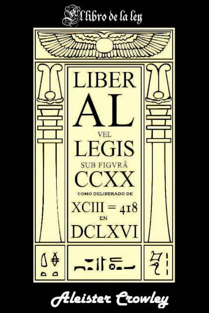 El libro de la ley Aleister Crowley » Pangea Ebook
