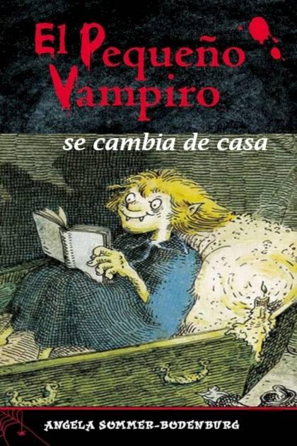 El pequeño vampiro se cambia de casa Angela SommerBodenburg » Pangea Ebook