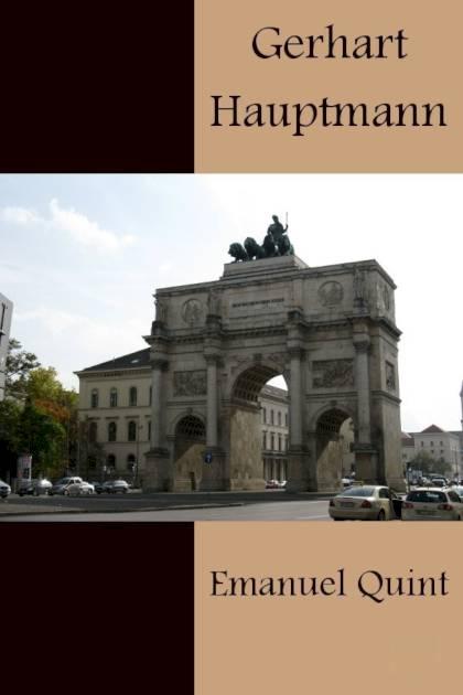 Emanuel Quint Gerhart Hauptmann » Pangea Ebook