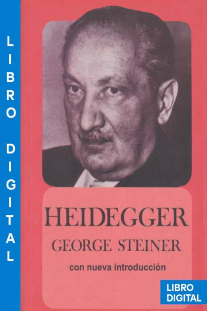 Heidegger – George Steiner
