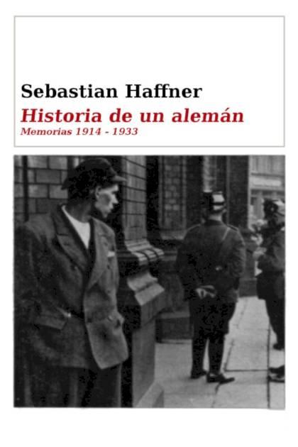 Historia de un alemán Sebastian Haffner » Pangea Ebook