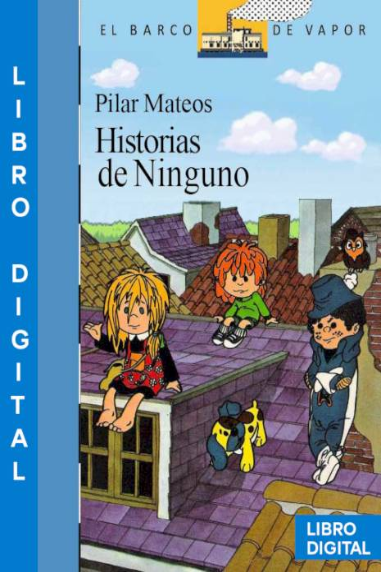 Historias De Ninguno – Pilar Mateos