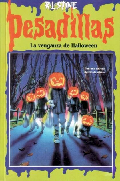 La venganza de Halloween R L Stine » Pangea Ebook