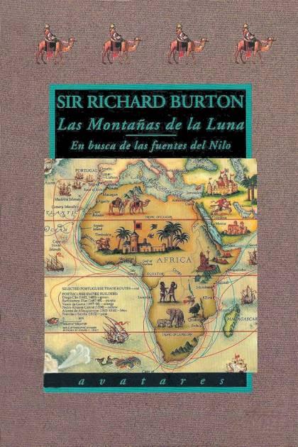 Las montañas de la luna Richard Francis Sir Burton » Pangea Ebook