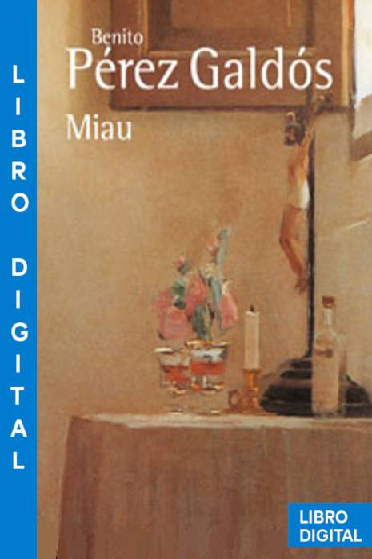 Miau Benito Pérez Galdós » Pangea Ebook