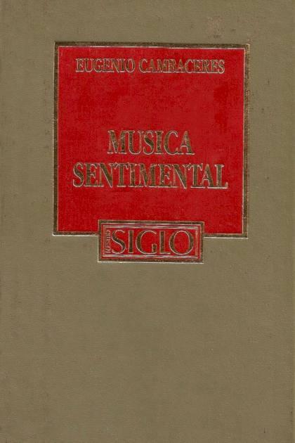 Música sentimental Eugenio Cambaceres » Pangea Ebook