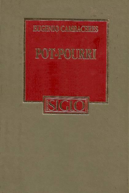 Potpourri Eugenio Cambaceres » Pangea Ebook