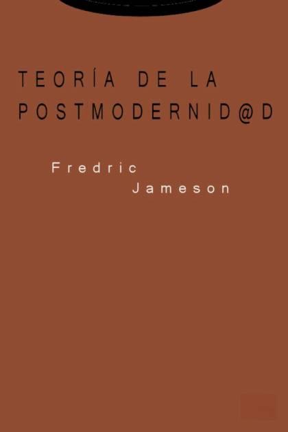 Teoría de la postmodernidad Fredric Jameson » Pangea Ebook