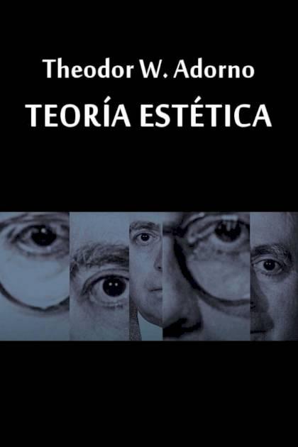 Teoría estética Theodor W Adorno » Pangea Ebook