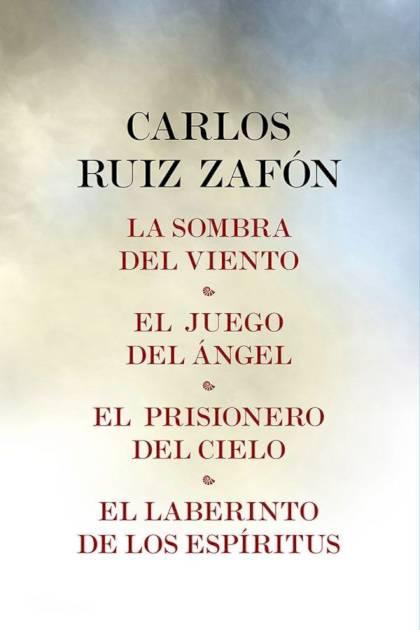 Tetralogía El Cementerio de los Libros Olvidados Carlos Ruiz Zafón » Pangea Ebook