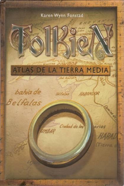 Tolkien Atlas de la Tierra Media Karen Wynn Fonstad » Pangea Ebook