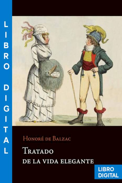 Tratado de la vida elegante Honoré de Balzac » Pangea Ebook