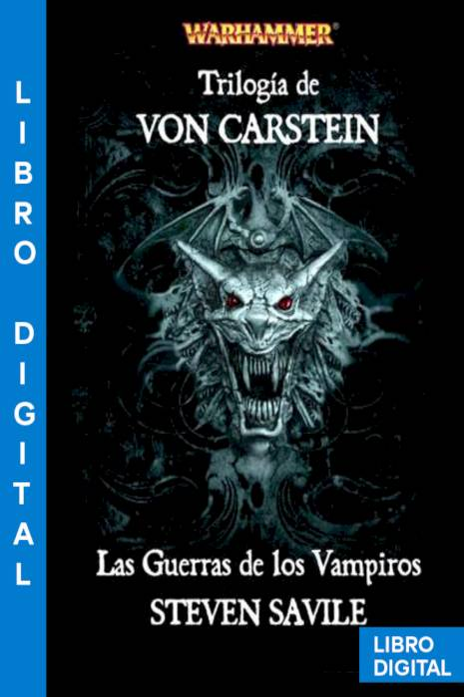 Trilogía de Von Carstein Las Guerras de los Vampiros Steven Savile » Pangea Ebook