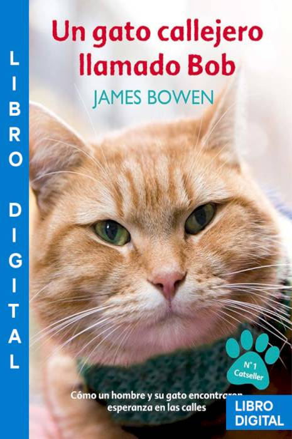 Un gato callejero llamado Bob James Bowen » Pangea Ebook